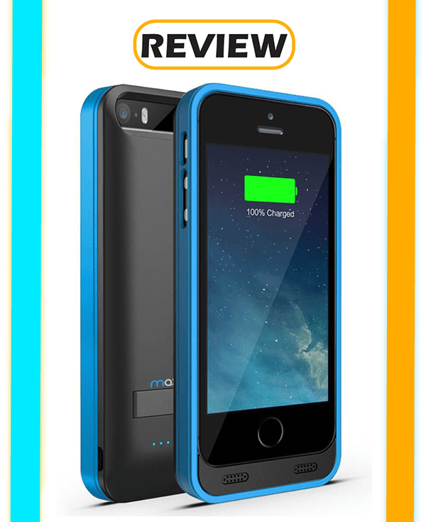 MaxBoost Atomic S iPhone 5/5s Battery Case