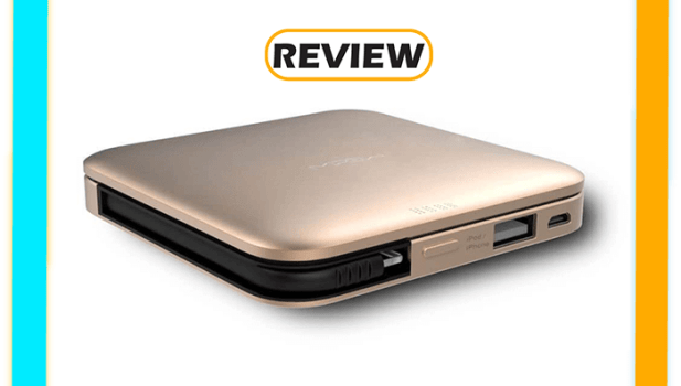 MIPOW MFi Certified 9,000mAh Power Bank Review