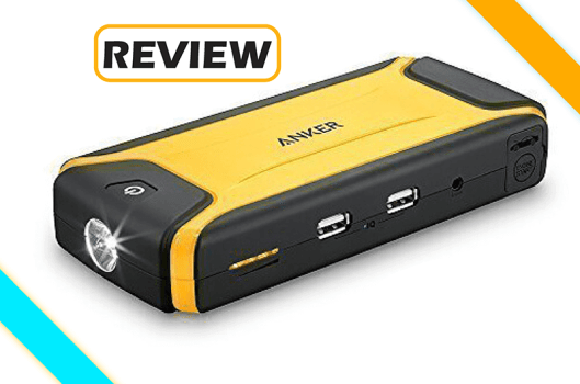Anker Compact Car Jump Starter 400A Peak Current