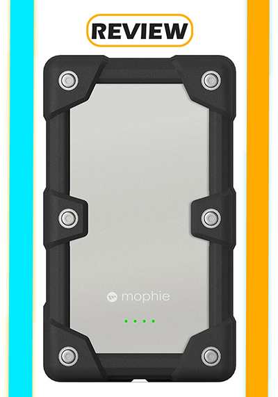 Mophie Powerstation Pro Review
