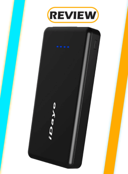 iDaye 14,000mAh 2-Port Power Bank