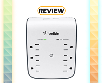 Belkin SurgePlus 6-Outlet Surge Protector