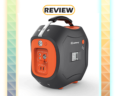 Jackery Power Pro 500Wh Portable Power Station Review