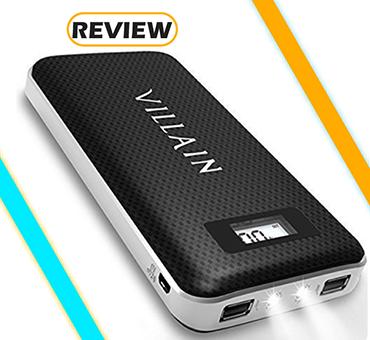 Villain 20,000mAh Power Bank Review