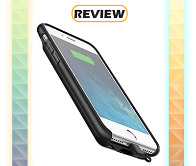 Anker iPhone 7 PowerCore Battery Case 2,200mAh Review