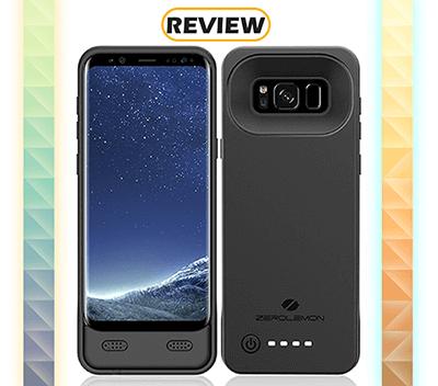ZeroLemon 8,500mAh Galaxy S8 Battery Case Review