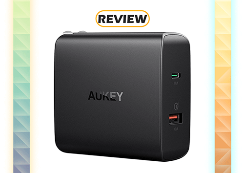Aukey Power Delivery USB-C Wall Charger with Quick Charge Review