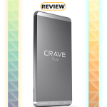 Crave PLUS 10,000mAh Slim Aluminum Power Bank with Quick Charge & Type C