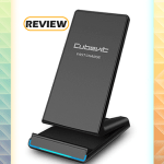 Cubevit Qi Fast Wireless Charging Pad Stand Review