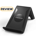 MoKo 3 Coil Charging Pad Stand w/ AC Adapter