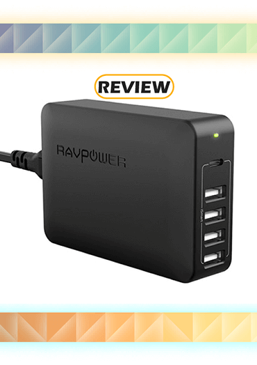 RAVPower 5-Port Power Delivery USB-C Charging Station Review