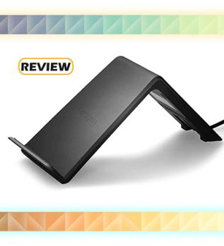 Spigen Essential F300W Wireless Charger Review