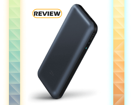 ZMI 20,000mAh USB-C Power Delivery Portable Charger and USB HUB Review