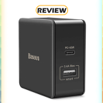 Baseus 45W USB-C Power Delivery Wall Charger