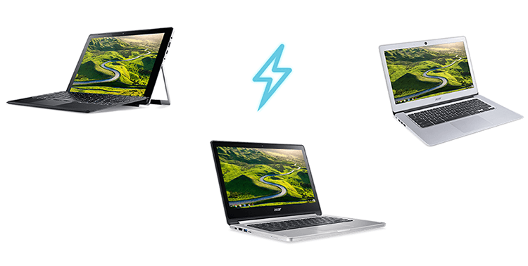 Best Chargers for Acer R13 - Chromebook 14 - Switch Alpha 12 Laptops