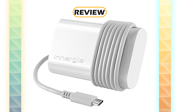 Review Innergie 45w Usb C Power Delivery Laptop Charger