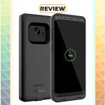 Alpatronix Galaxy S9 4,000mAh Battery Case
