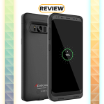 Alpatronix Galaxy S8 4,500mAh Battery Case Review