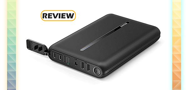 Anker PowerCore AC 22,000mAh AC Outlet Portable Charger Review