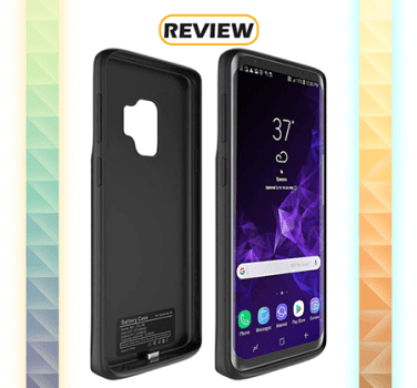 CASESSARY Galaxy S9 4,500 Battery Case Review