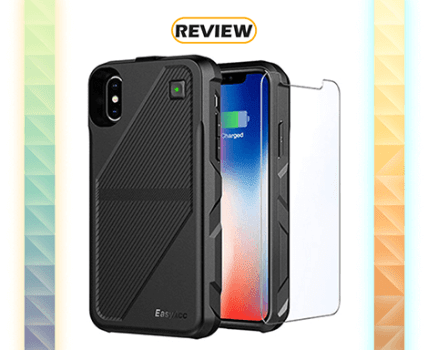 EasyAcc 5,000mAh Wireless Charging iPhone X Battery Case Review