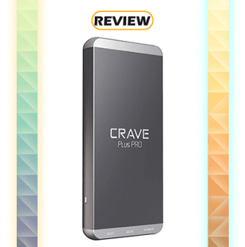 Crave Plus Pro 20,000mAh USB-C 45W Power Delivery Portable Charger Review