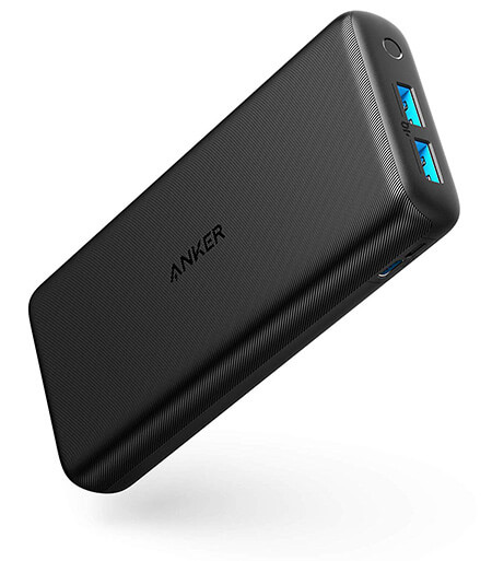 Anker PowerCore Lite 20,000mAh Portable Charger