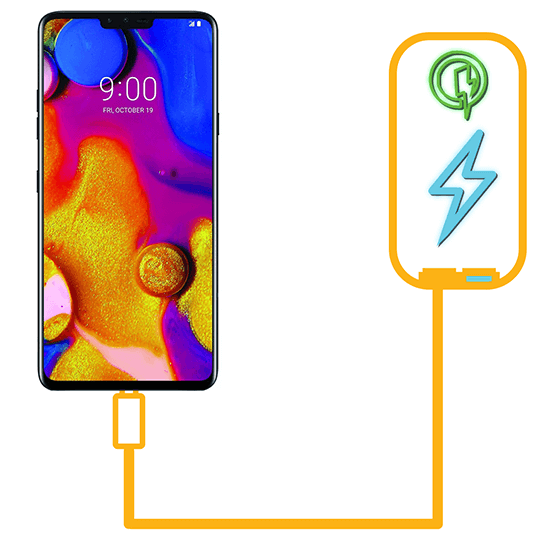 Best Power Banks for LG V40 ThinQ