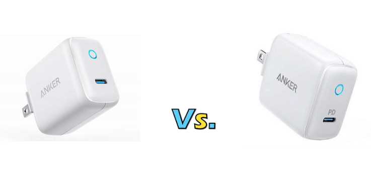 Anker PowerPort C 1 Vs. PowerPort PD 1