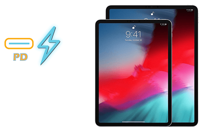 Best USB-C Power Delivery Chargers for USB-C iPad Pro (2018)