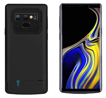 online retailer 2602a cddae Best Battery Cases for Samsung Galaxy Note 9 - Charger Harbor