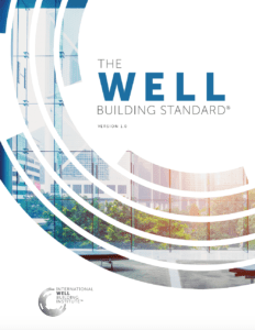 WELL Building Standard cover