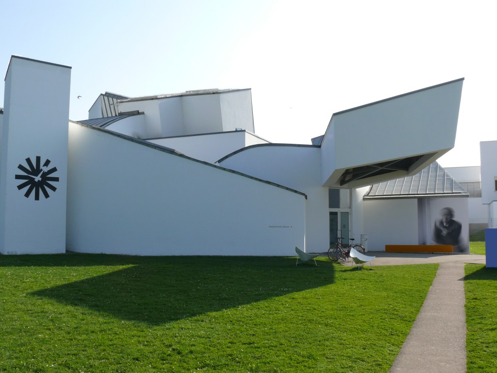The Vitra Design Museum in Germany
