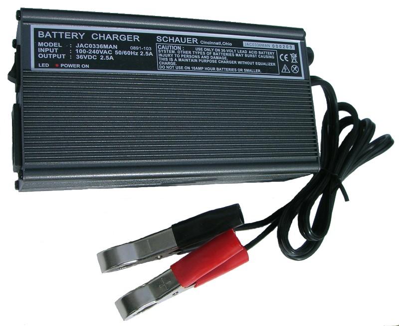 36 volt car starter wiring diagram schauer jac0336man golf cart maintainer chargingchargers com japlar 2 5 amp battery