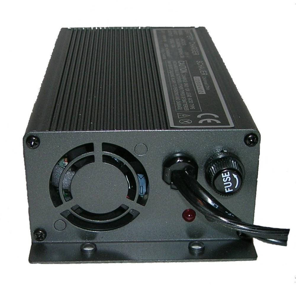 medium resolution of  schauer 12 volt 12 amp charger back