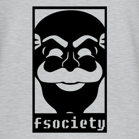 fsociety t shirt by