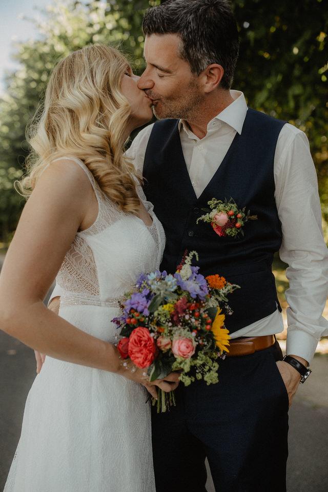 Hochzeit im Bonner Ruderverein