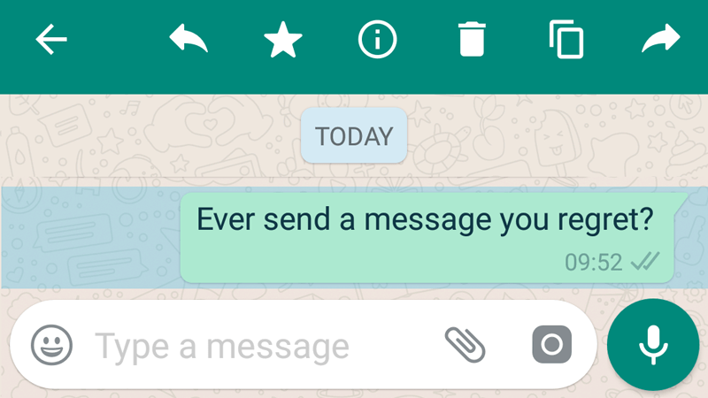 Whatsapp delete for everyone- what you should know about its feature