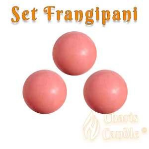 Charis Candle ® - Set Frangipani