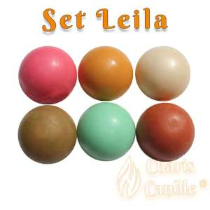 Charis Candle ® - Set Leila