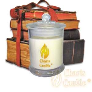 Charis Candle ® - Alexandra - Library