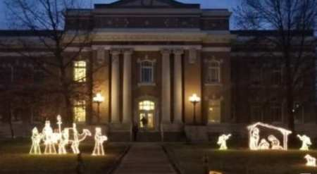 U.S. Court Officially Dismisses Atheist's Case to Remove Nativity Scene From Courthouse Display