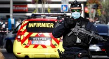 3 Dead in Knife Attack at French Church