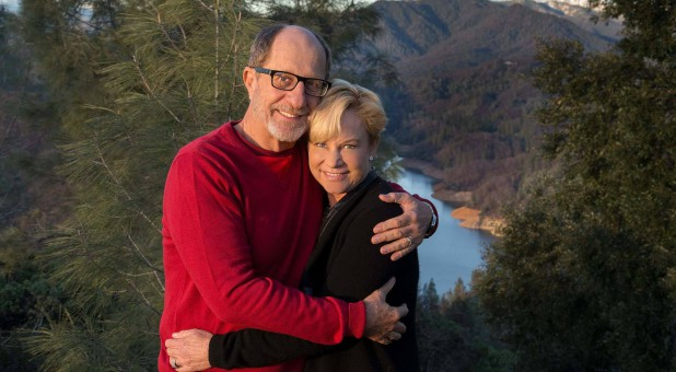 Rolland and Heidi Baker