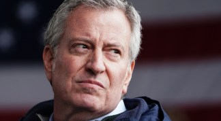 Michael Brown on Mayor de Blasio, You Have Overstepped Your Bounds