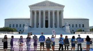 Supreme Court Strikes Down Louisiana Law to Curb Abortion Access After Roberts Sides With Liberal Justices