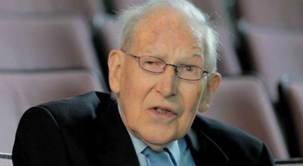Knowing God' Author JI Packer Dies at 93 — Cbl