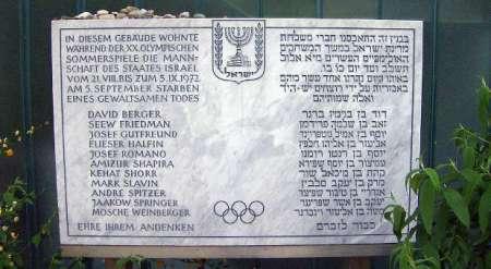 Remembering the Israeli Victims of the 1972 'Munich Massacre'