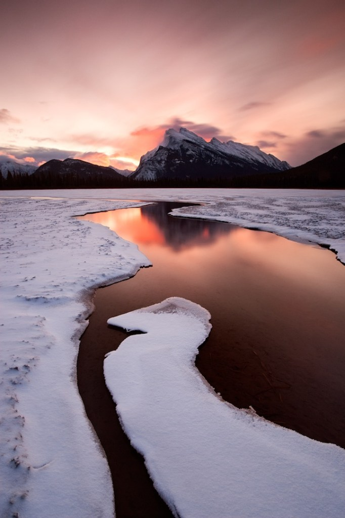 Canadian Landscapes Photography by Wayne Simpson