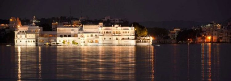The Floating Lake Palace of Udaipur 11